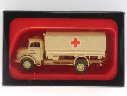 Preiser 37003 Mercedes MB LA 911 Rotes Kreuz DRK H0 1:87 OVP