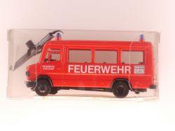 Vollmer 1625 MB 507 D Feuerwehr Stuttgart Mannschaftswagen OVP