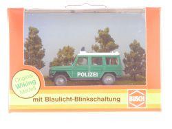 Busch 5612 MB 230 G Wiking Blaulicht-Blinkschaltung Polizei OVP