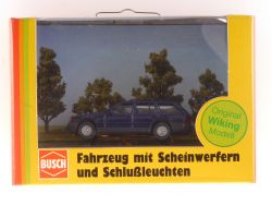 Busch 5635 MB E-Klasse Wiking Scheinwerfer Schlußleuchten TOP OVP