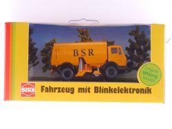 Busch 5622 MB Wiking Straßenkehrer Kommuna BSR Blinkelektronik OVP