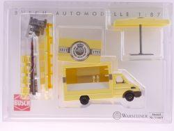 Busch 47923 Iveco Daily Warsteiner Verkaufswagen Bierwagen OVP