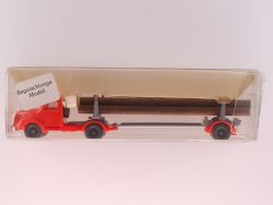 IMU 20054 Magirus S 3500 Langholz-LKW Begutachtungsmodell selten OVP