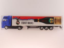 Grell MAN Fernet-Branca Zugmaschine Werbemittel 1:87 OVP