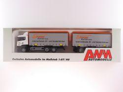 AWM 51540.2 Scania TSA GmbH Strasser Kurier Hängerzug HZ LKW OVP