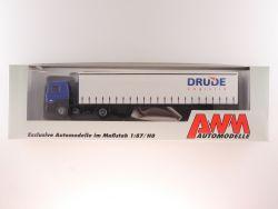 AWM 71181 MAN TG-A 186 Drude Logistik Sattelzug SZ LKW OVP