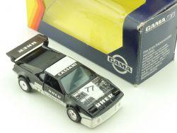Gama 8914 Mini BMW M1 Schwarz Uher Cassani 1:43 EVP