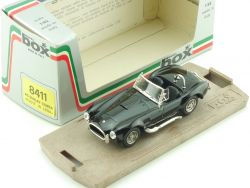 Modell Box 8411 AC Shelby Cobra Route in Lega 1:43 auto OVP