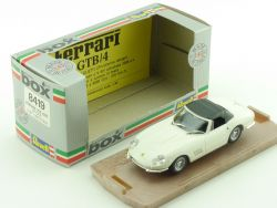 Model Box 8419 Ferrari 275 GTB Spyder Con Capottina 1:43  OVP
