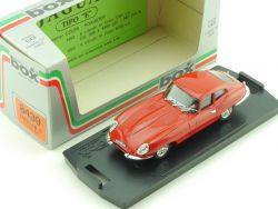 Model Box 8439 Revell Jaguar E-Type Guida SX Coupe 1:43 OVP