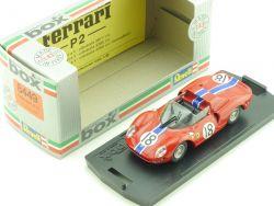 Model Box 8449 Revell Ferrari P/2 Le Mans 1965 Modellauto 1: OVP