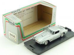 Model Box 8406 Ferrari 250 GT Silver Stradale 1956 1:43 OVP