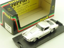 Model Box 102 Ferrari 250 GT Silver 1956/57 limited Ed. 1000x OVP