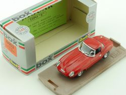Model Box 8463 Revell Jaguar E-Type Typ Spyder Hardtop 1:43 OVP