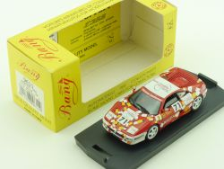 Bang 9611 Ferrari 355 Challenge 1996 Wulf Frensel Model 1:43 OVP