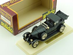 Solido 149 Renault 40 CV 1926 Diecast L'Age D'OR Modelcar OVP