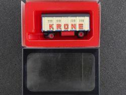 Preiser 21018 Tier-Käfigwagen Zirkus Krone Circus geschlosse OVP ST