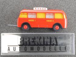 Brekina 55909 Zirkus Krone Circus Kassenanhänger Kasse NEU! OVP