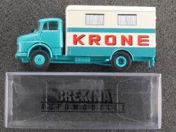 Brekina 47110 MB 322 LKW Wohnmobil Zirkus Circus Krone 1:87 OVP