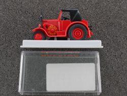 Brekina 39304 Lanz Faltdach Traktor Circus Zirkus Krone 1:87 OVP