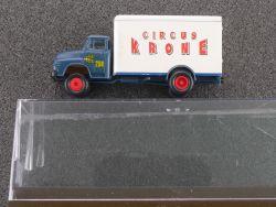 Brekina 4509 MAN Rundhauber Koffer LKW 264 Circus Krone OVP