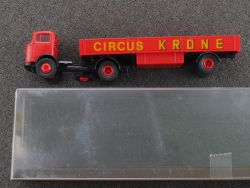 Brekina 4853 MB LP 338 LKW Circus Zurkus Krone Sattelzug OVP ST