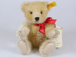 Steiff 406201 Teddybär Bear Replica 1909 Stimme 0166/25
