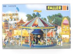 Faller 140329 Kinderkarussell Motor Kirmes Space Train OVP