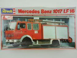 Revell 7460 Feuerwehr MB Mercedes 1017 LF 16 1:24 komplett! OVP