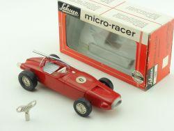 Schuco 1005 Micro Racer Watson Roadster Kunststoff rot No.6 OVP