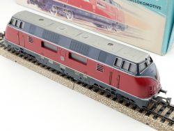 Märklin 3021 Diesellokomotive V 200 027 AC Originalkarton OVP