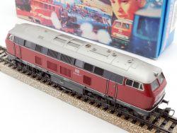 Märklin 3075 Diesellokomotive BR 216 025-7 Umschalter defekt OVP