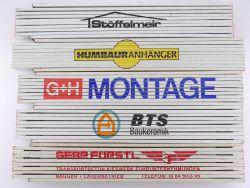 Sammlung 5x Zollstock Meterstab G+H Montage BTS TOP!