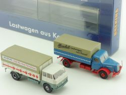 Brekina 90360 Lastwagen aus Kassel Henschel 1848-1998  OVP