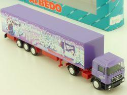 Albedo 800030 MAN F90 SZ Milka Schokolade Wehnachten 1995 OVP