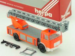Herpa 818504 MAN Drehleiter Feuerwehr H0 1:87 EVP
