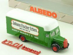 Albedo 115103 Mercedes MB Johann Fischer Erben 1:87 OVP