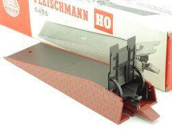 Fleischmann 6486 Aufladerampe Rollende Landstraße RoLa H0 OVP