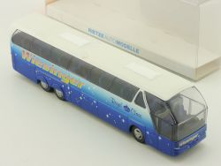 Rietze 64512 Reisebus Neoplan Starliner Wiesinger H0 1:87 OVP