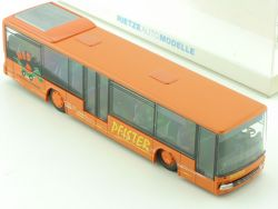Rietze 61365 Reisebus Setra S 315 NF Nessi Pfister H0 1:87 OVP