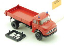 Brekina 4711 MB Mercedes L/LA 322 Feuerwehr Kipper 1:87 OVP
