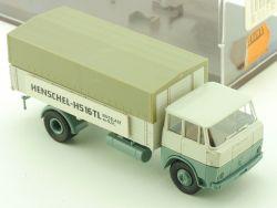 Brekina 8250 Henschel HS 16 TL Pritschen LKW H0 1:87 OVP