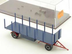 Brekina 5526 2-achsiger LKW-Anhänger Rungen 1:87 H0 OVP