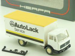 Wiking 820502 MB Mercedes ICI AutoLack Service 1:87 H0 EVP