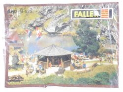 Faller B-575 Grillplatz Barbecue site Bausatz in Folie! MIB OVP