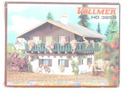 Vollmer 3853 Rotkäppchen und der Wolf Bausatz H0 wie NEU! OVP