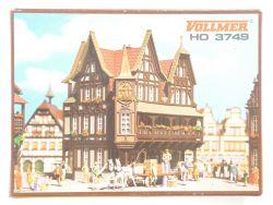 Vollmer 3749 Zunfthaus Guildhall Bausatz Modellbahn H0 TOP! OVP