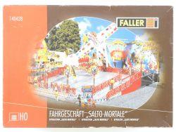 Faller 140428 Fahrgeschäft Salto Mortale Kirmes Bausatz TOP! OVP