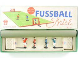 PGH Geschwister Scholl Fussball Tipp Kick Kopie! Spiel DDR OVP