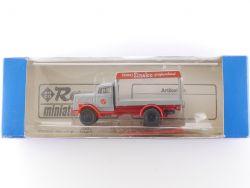 Roco 1518 Opel Blitz Sinalco Getränkewagen Kisten H0 TOP OVP